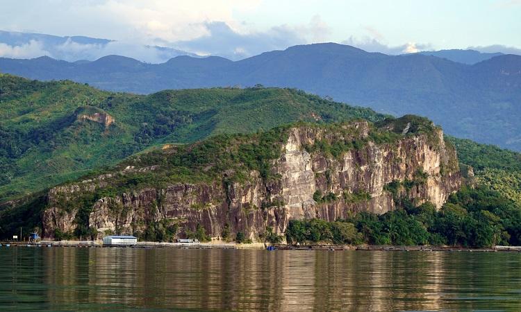A Prado-víztározó (képes blog)