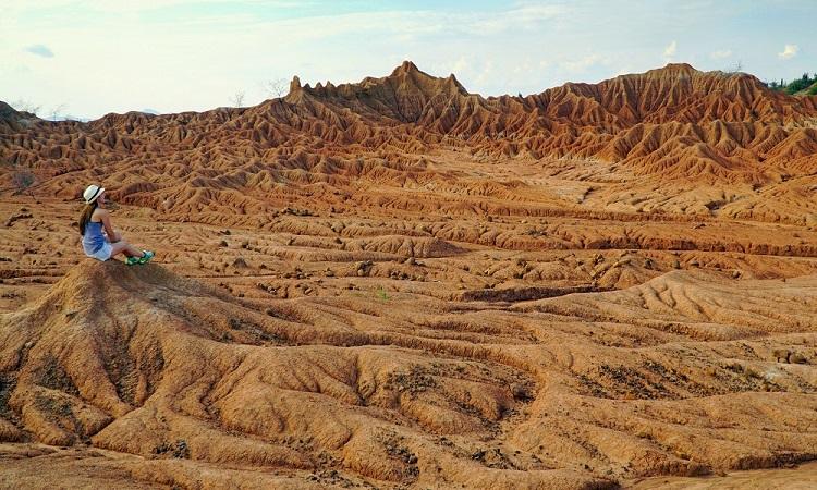A Tatacoa-sivatag