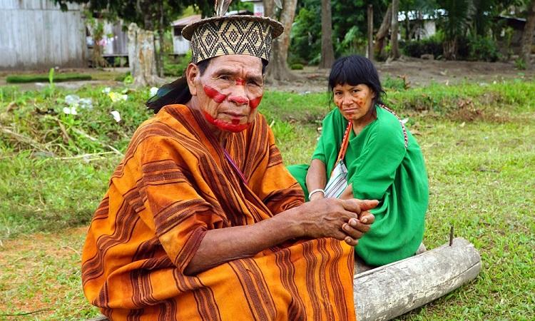 Mazato, tapírfej, suri - vendégségben az asháninka indiánoknál